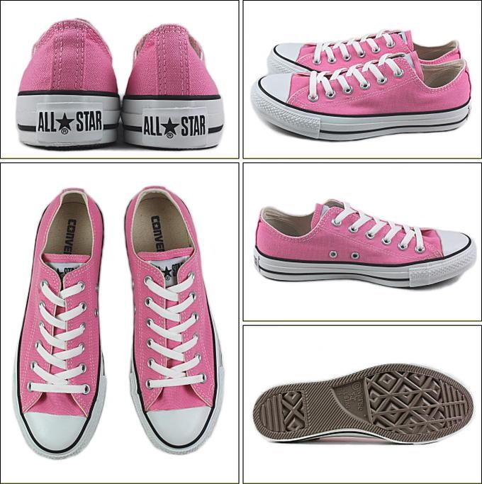 ( converse ) CONVERSE all star OX pink fs3gm