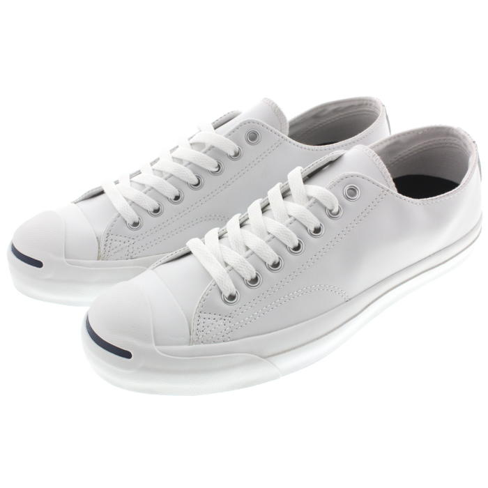 CONVERSE converse leather converse Jack Purcell OX white fs3gm