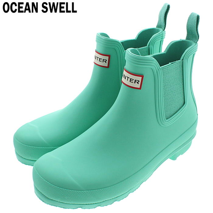 103914e81d5 It is hunter HUNTER boots women original Chelsea WOMENS ORIGINAL CHELSEA  WFS1043RMA boat blue (BBE) oceans well (OSW) [during period-limited 10% OFF  ...