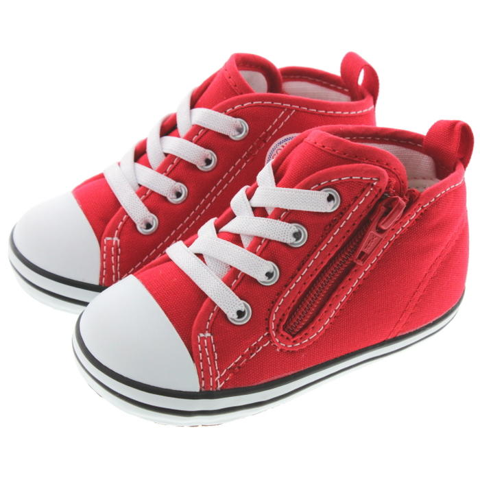 b5ae80ccef55f Sneakersoko  Basic child Converse CONVERSE baby all-stars N Z BABY ALL STAR  N Z red 7CK556