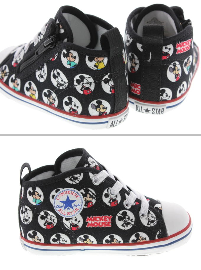 bfe54f969e5295 CONVERSE X DISNEY A collaboration model of Converse and Disney. It is in  the whole pattern that set successive Mickey Mouse in the moment when I  plunged ...