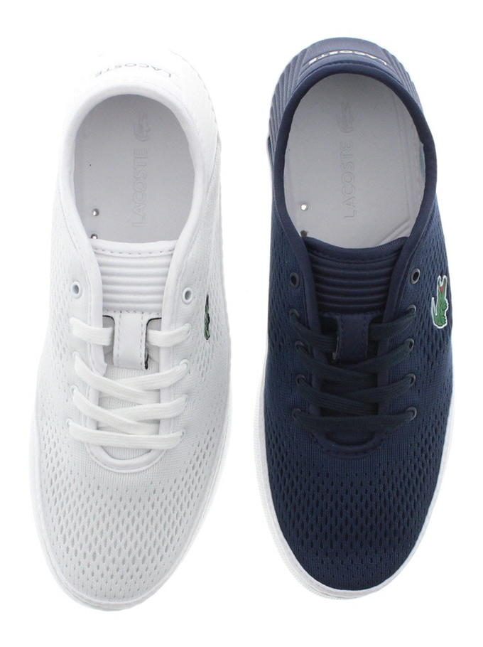 4ea430aac Lacoste LACOSTE sneakers L.YDRO LACE 118 1 CAW0026 white   white (21G) navy    white (092)