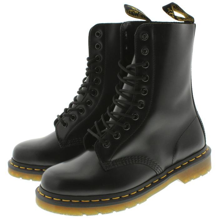 定番 Dr.Martens ドクターマーチン 1490 10EYE BOOT ブラック 10092001【FMOF】