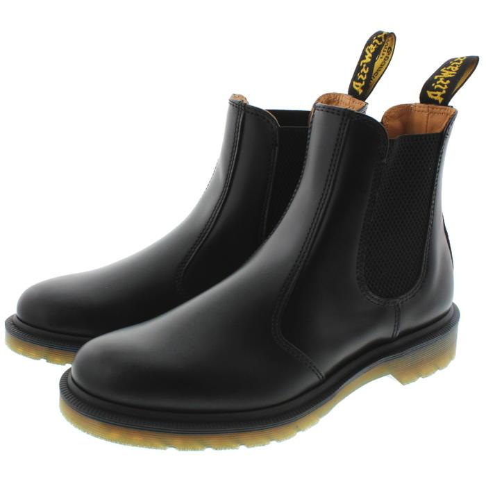 定番 ドクターマーチン Dr.Martens チェルシー ブーツ CHELSEA BOOT ブラック 10297001【FLOL】