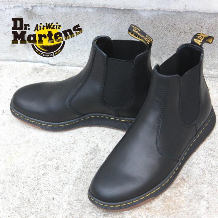 ドクターマーチン Dr.Martens ブーツ グレイソン DM'S LITE GRAYSON ブラック 23881001【FMOM】