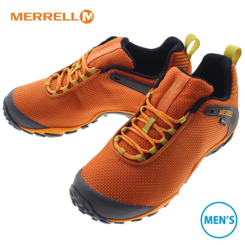 メレル MERRELL カメレオン 8 ストーム ゴアテックス CHAM 8 STORM GTX フレイム J033675【GOOG】