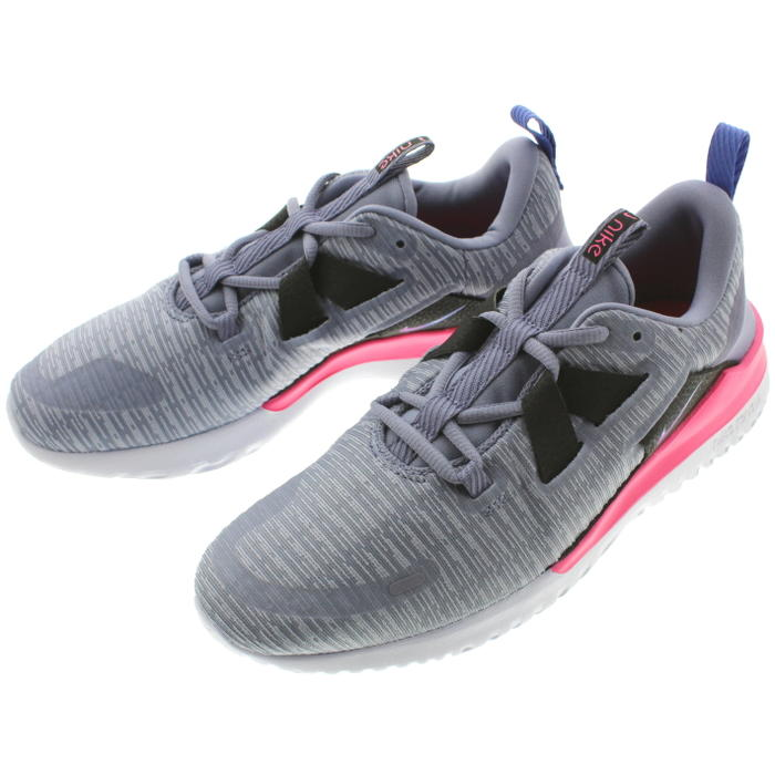 6b7cae19efd Sneakersoko  Nike NIKE sneakers women goaf new arena WMNS RENEW ARENA iron  purple   sapphire AJ5909-501