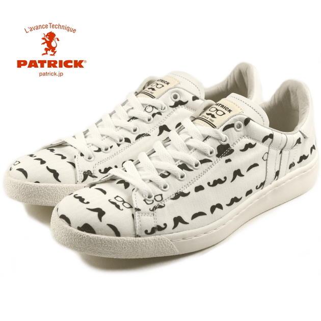 [期間限定 交換送料無料]パトリック PATRICK PIQUECH ピケッチ WHT ホワイト 15600【FJFF】