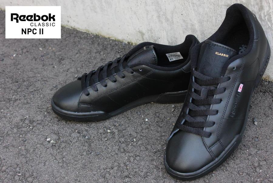 7ec156da271  in an entry until point 20 times 11 1 23 59  classic Reebok Reebok  sneakers NPC 2 black 6836