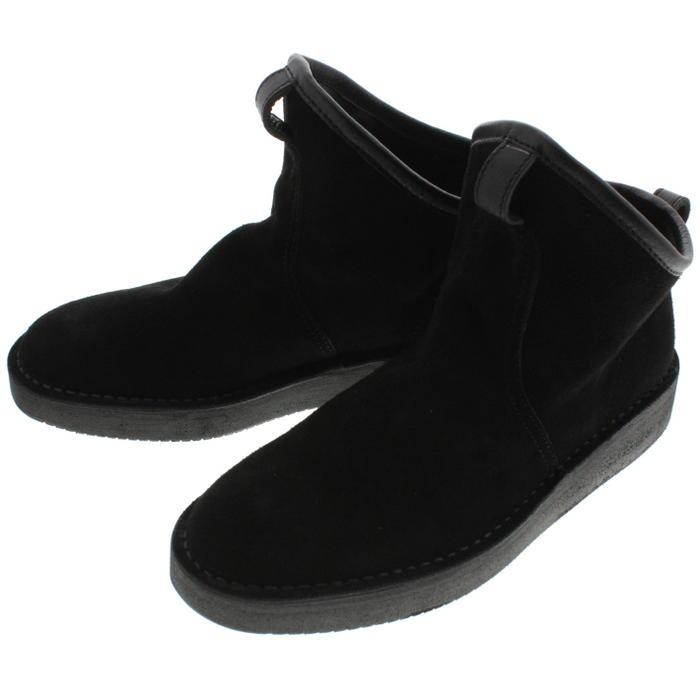 定番 アールエフダブリュー RFW ブーツ スウィフト スエード SWIFT SUEDE R-1819063 ブラック 【FMFO】