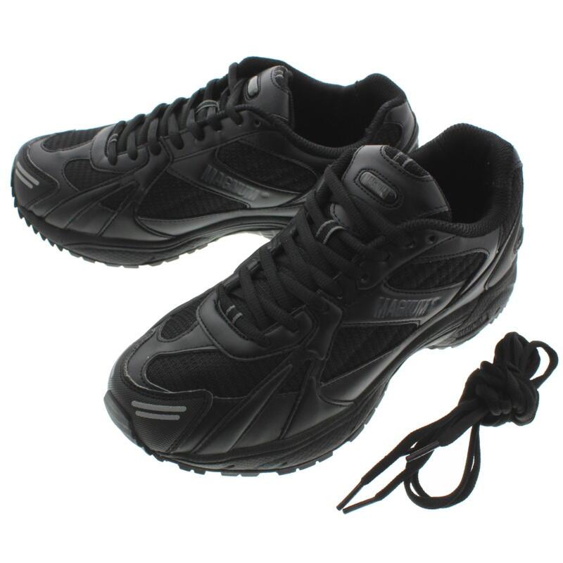Men's Shoes British Army Black Magnum
