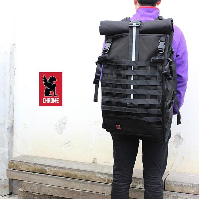 クローム CHROME バッグ バラージ プロ BARRAGE PRO ブラック/レッド BLACK/RED BG-180-BKRD-NA-NA[BG]【FNOH】