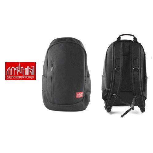 定番 Manhattan Portage マンハッタンポーテージ Intrepid Backpack イントレピッド バックパック ブラック 1270 [BG]
