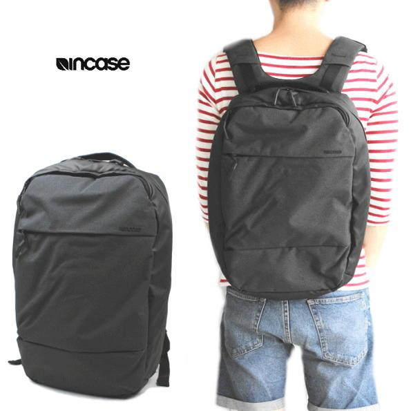 定番 インケース Incase バッグ シティ コンパクト バックパック City Compact Backpack ブラック 37171078 (CL55452) [BG]