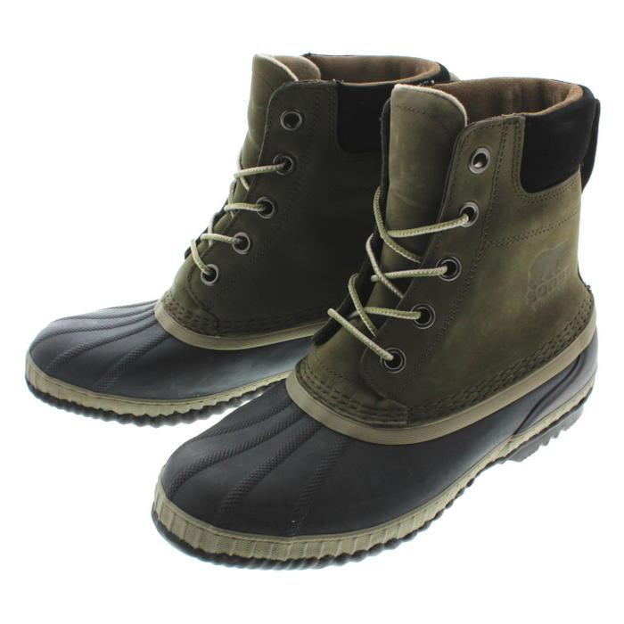 ソレル SOREL ブーツ シャイアン 2 CHEYANNE 2 ノリ/ブラック NM2755-383 【FMFO】