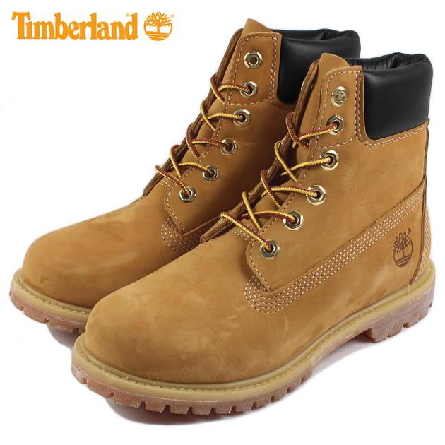定番 ティンバーランド Timberland 6インチ プレミアムブーツ ウィートヌバック 10361