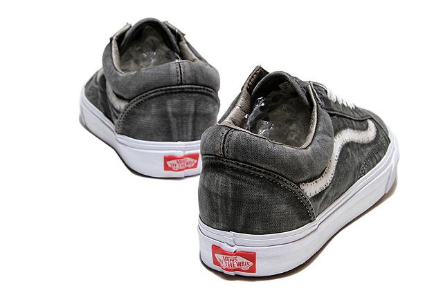 "VANS OLD SKOOL REISSUE CA""CALIFORNIA""VN-0KW7FPA BLACK卡车老学校再发行物黑色复古复古粗斜纹布人运动鞋"
