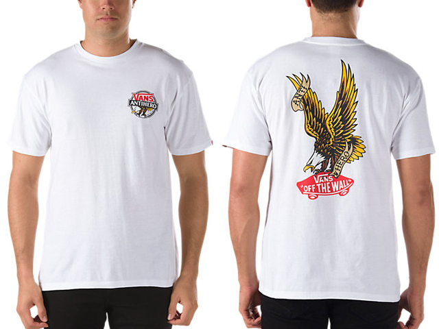 t shirt vans anti hero