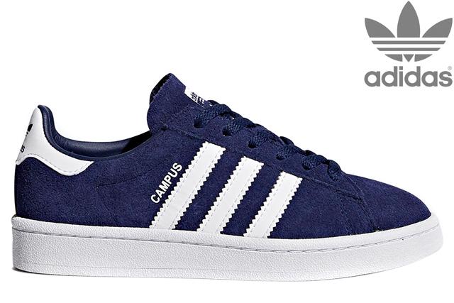 adidas Originals CAMPUS C BY9593 DARK BLUE/RUNNING WHITEアディダス オリジナルス キャンパス ネイビー キッズ スニーカー 定番
