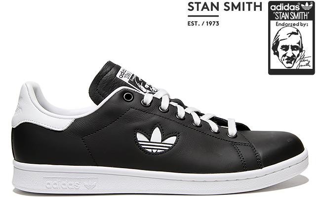 adidas Originals STAN SMITH BD7452 CORE BLACK/RUNNING WHITE/CORE BLACKアディダス オリジナルス スタンスミス コアブラック ホワイト メンズ レディース スニーカー 定番