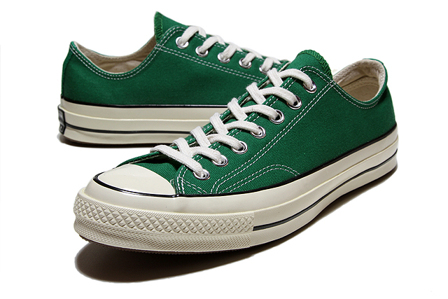 huge selection of 90c3e e1b12 ... green See CONVERSE FS 1970s ...