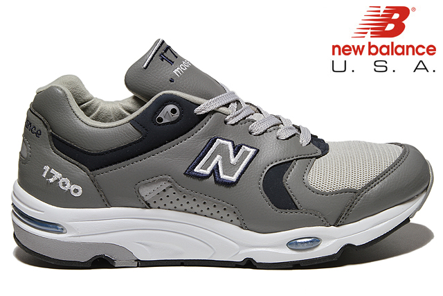 new balance grå