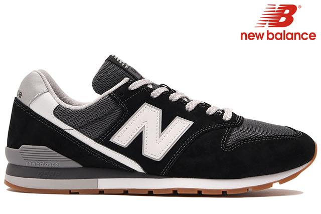 NEW BALANCE CM996 SMB BLACK WIDTH:Dニューバランス 996 ブラック スエード Dワイズ C-CAP メンズ スニーカー 定番