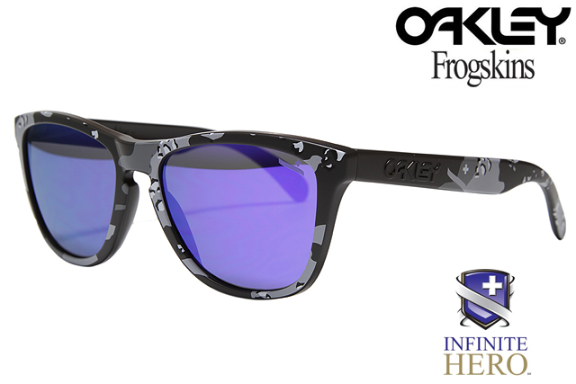 oakley infinite hero
