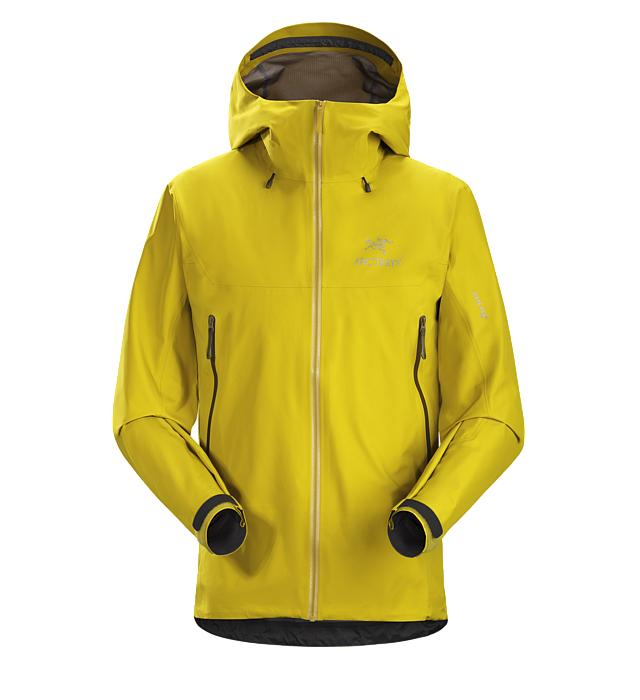 ARC'TERYX 「BETA LT JACKET MEN'S」 18007 WOADアークテリクス ベータ エルティー ジャケット ゴアテックス イエロー arcteryx メンズ キャンプ 登山 アウトドア マウンテンパーカー WSTK1