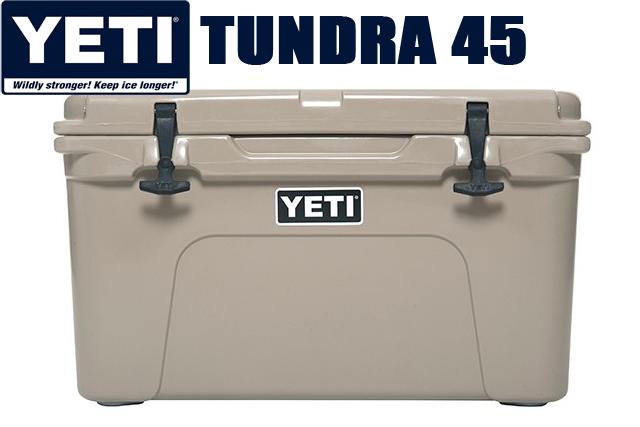 YETI COOLERS TUNDRA 45qt DESERT TAN yt45tyeti イエティ クーラー ボックス タンドラ タン ベージュ クーラーBOX キャンプ アウトドア 釣り 大容量 USA