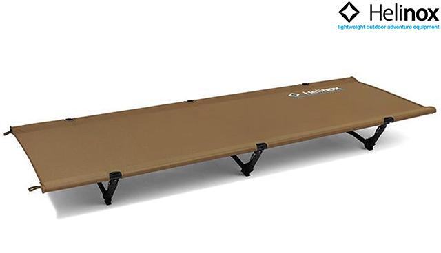Helinox COT ONE CONVERTIBLE COYOTE TAN 10645R1ヘリノックス コットワン コンバーチブル コヨーテ タン 折り畳み コット ベッド 軽量 アウトドア キャンプ