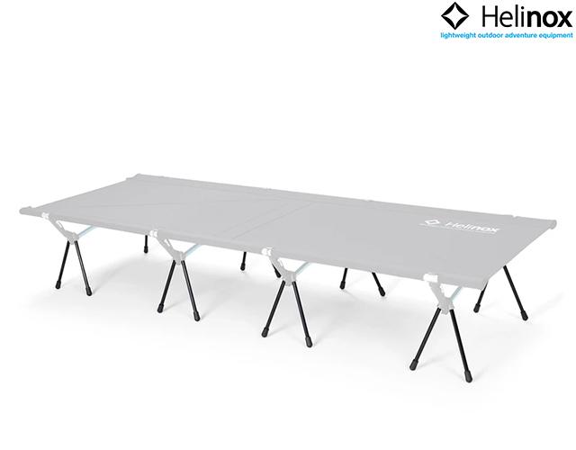 Helinox COT LEG (16PCS) 12772ヘリノックス コット レッグ レグ ハイコット用レッグ 16本セット オプションパーツ ベッド 軽量 アウトドア キャンプ