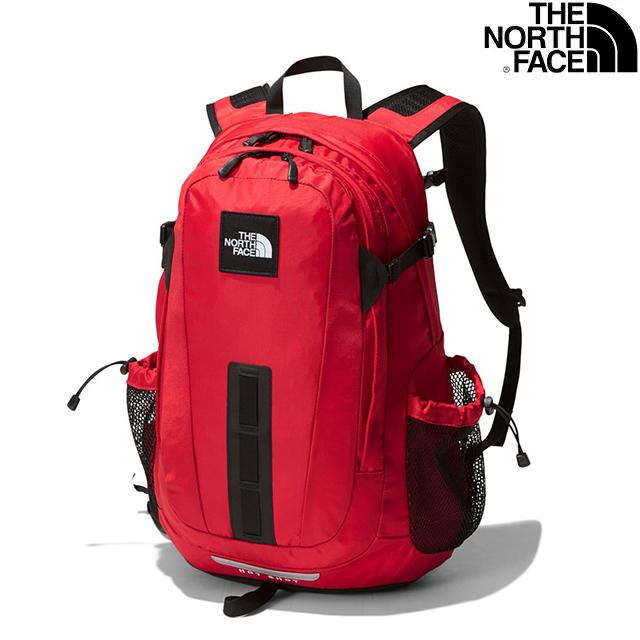 THE NORTH FACE HOT SHOT 30L DAYPACK NM71951 NR TNF REDザ ノースフェイス ザ・ノース・フェイス ホットショット スペシャルエディション TNFレッド デイパック バックパック アウトドア トレッキング