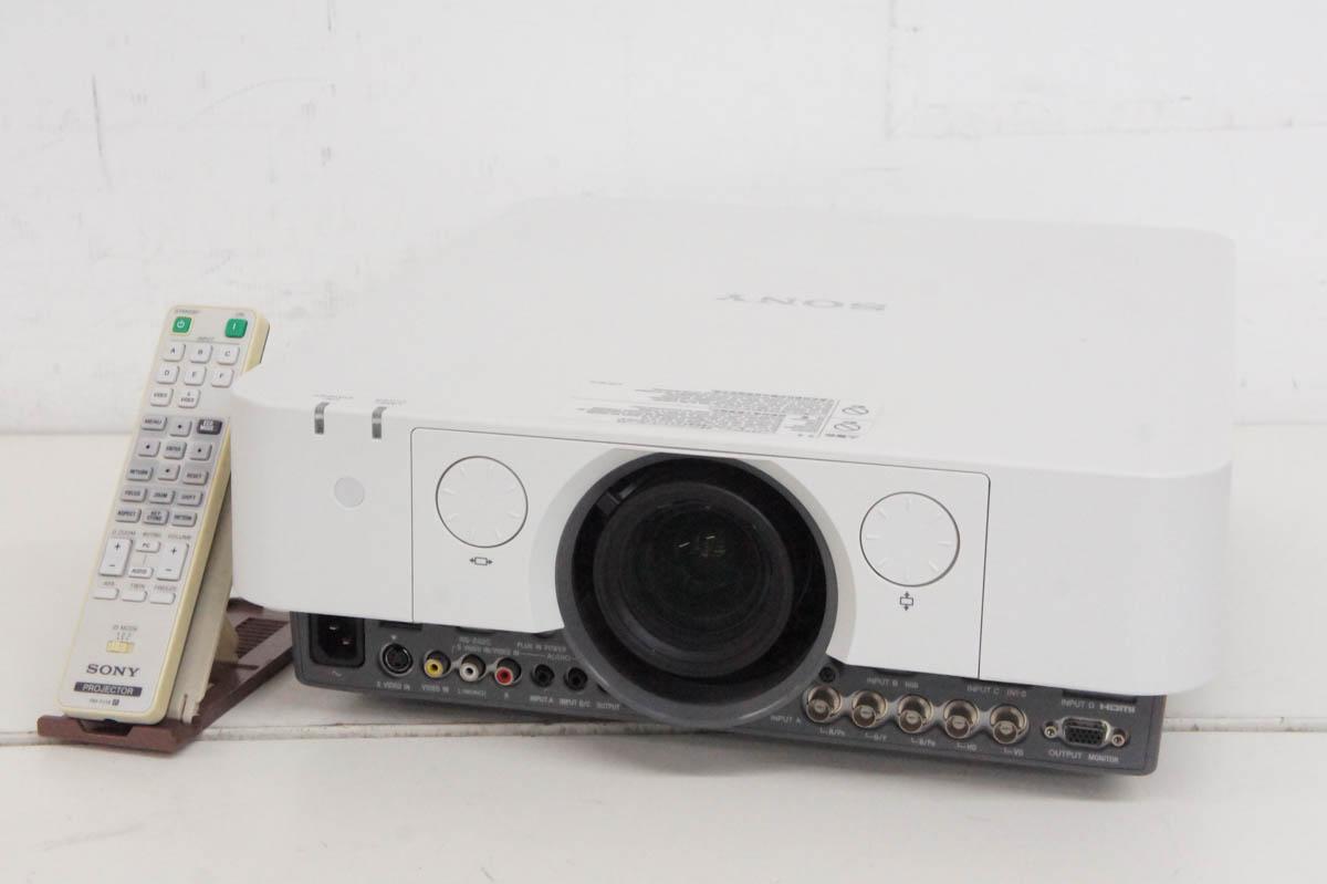 人気上昇中 安心の90日保証 中古 至上 SONYソニー 4300lm VPL-FH30 データプロジェクター