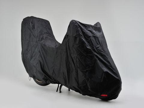 ブラックには意味がある 驚異の耐水圧20 000mm トップケース装着車用 BLACK 大規模セール COVER LITE 3LBOX WR 通販 激安