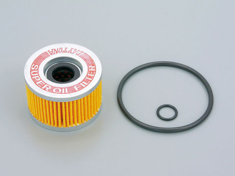 優れたフィルター能力で 純正品に比べオイルを長持ち 休日 オイルフィルターCBR CBX400F 市場 VT125