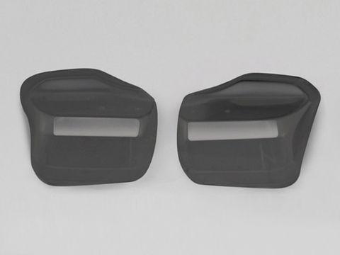 気質アップ 寒さを感じる指先の防風 防寒に効果的なアイテムシリーズ SEAL限定商品 ナックルバイザーL スモーク R タイアクリ