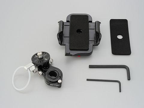 ネジ止めにより セール 特集 しっかり固定 スマホホルダー 訳あり品送料無料 IH-400D リジット