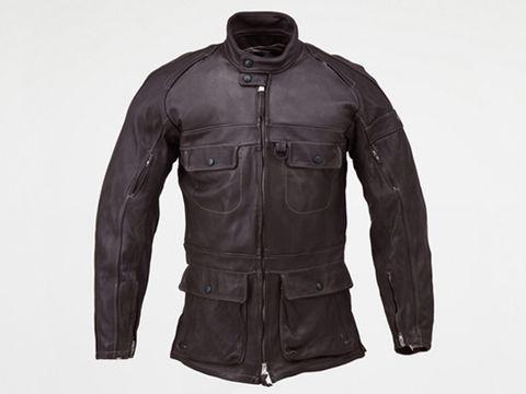 HBR001ロングジャケット BR/S