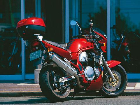 GIVI 511F GSF1200(96-99)