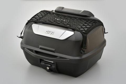 希望者のみラッピング無料 大好評のE43N 特装モデルが登場 GIVI モノロック E43NTLD-ADV 新品 送料無料