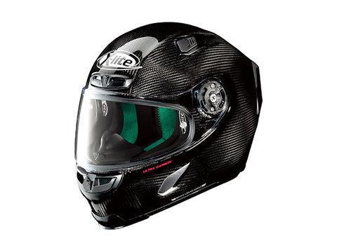 日本 軽量ウルトラカーボン新型レーシングヘルメット X803UC PURO 推奨 M 1
