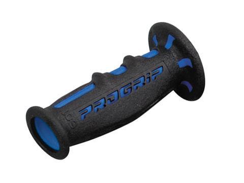 スポーツバイクを対象とした用途に適した素材 デザイン 形状 アウトレット☆送料無料 PRO-GRIP#601ブルー 安心と信頼 ブラックOP