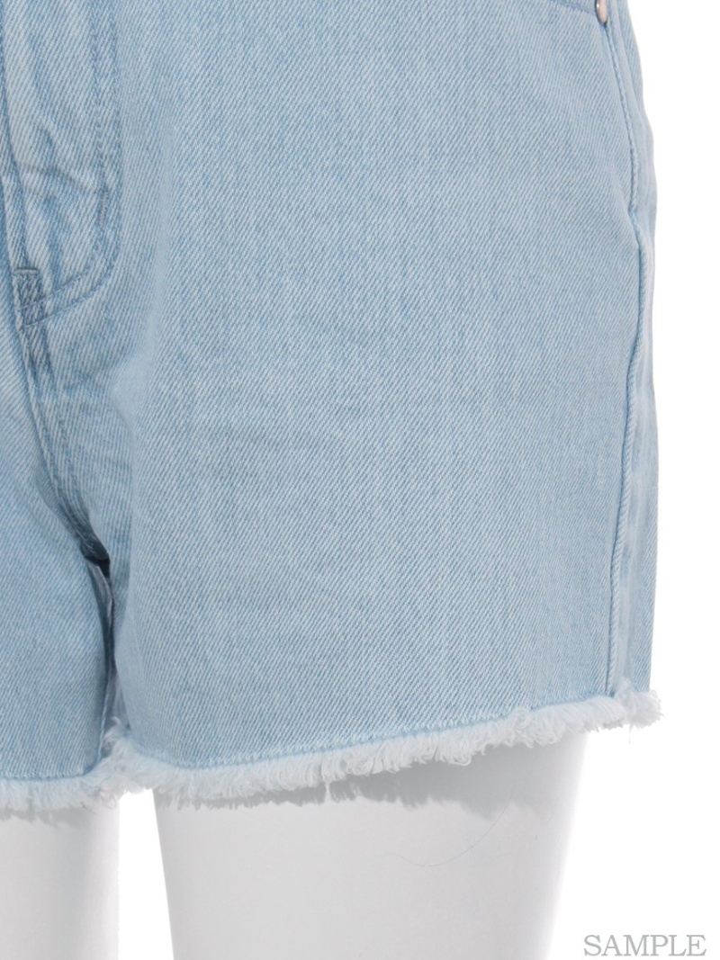 snidel 牛仔短裤斯内德裤子 / 牛仔裤