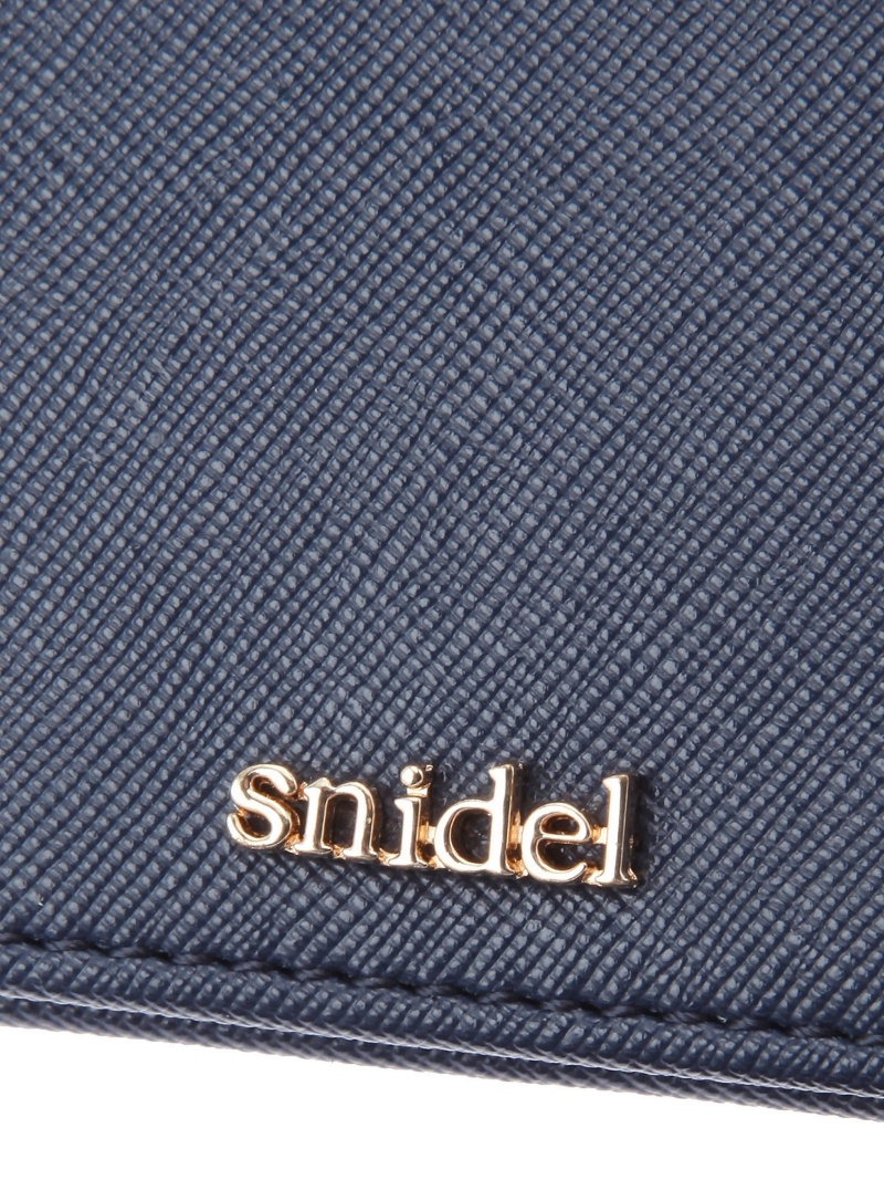 snidel简单的卡片匣斯内德钱包/小东西