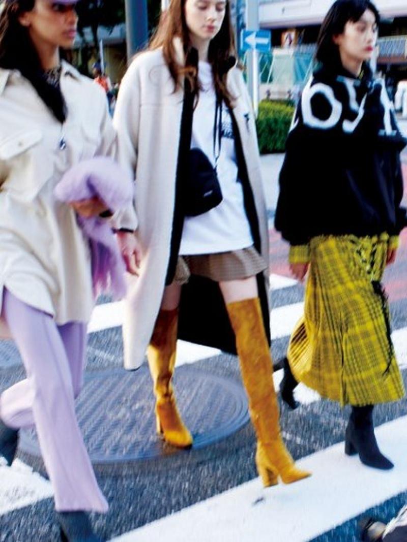 [Rakuten BRAND AVENUE]ウールプリーツスカートショーパン SNIDEL スナイデル パンツ/ジーンズ【送料無料】