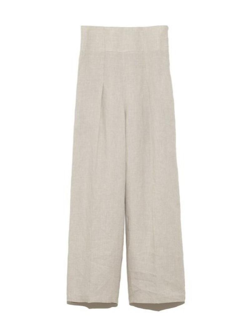 [Rakuten Fashion]パンツ SNIDEL スナイデル パンツ/ジーンズ パンツその他 ベージュ ブラック【先行予約】*【送料無料】