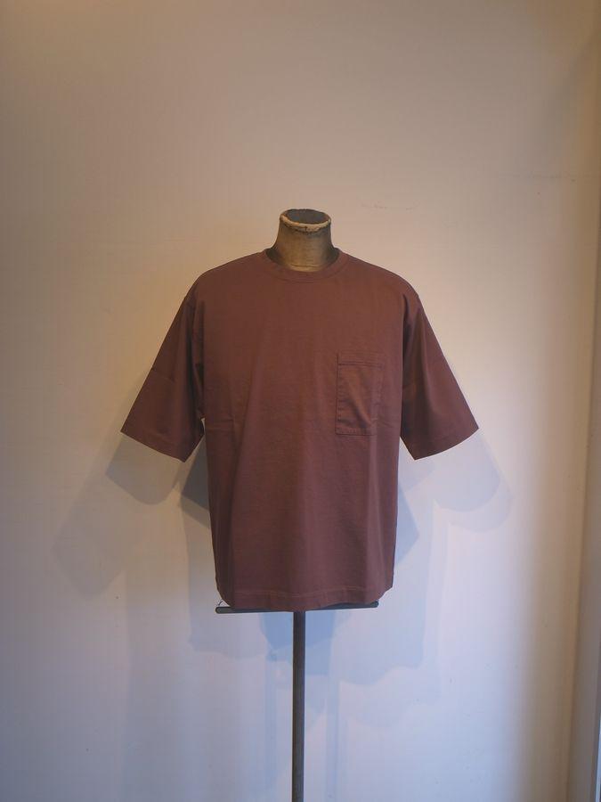 5☆好評 ■■送料無料■■ STILL BY HAND スティルバイハンド 返品不可 オーバーサイズポケットTシャツ