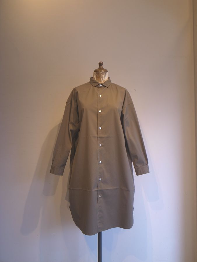 JAMES&CO.(ジェームス&コー)LADIES Big Shirts Dress