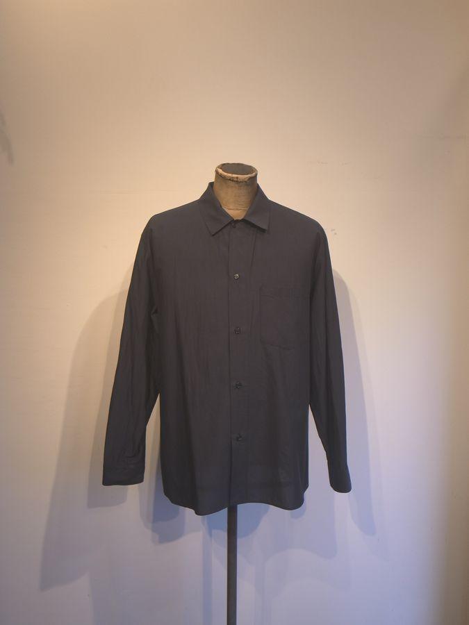 STILL BY HAND(スティルバイハンド)C/Cu Relax Fit Regular Collar Shirt